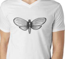 A funny squeak Moth Mens V-Neck T-Shirt