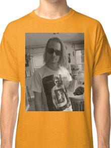 Macaulay Culkin Wearing Gosling Wearing Self Classic T-Shirt