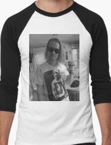Macaulay Culkin Wearing Gosling Wearing Self Men's Baseball ¾ T-Shirt