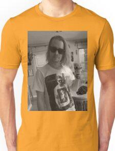 Macaulay Culkin Wearing Gosling Wearing Self Unisex T-Shirt