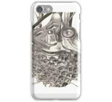Cycling Bike Cassette iPhone Case/Skin