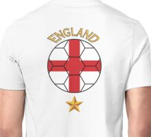 england big back Unisex T-Shirt