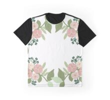peony flowers Graphic T-Shirt
