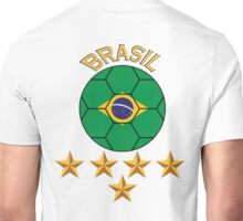 brasil big Unisex T-Shirt