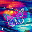 Cosmic Butterfly by Scott Mitchell