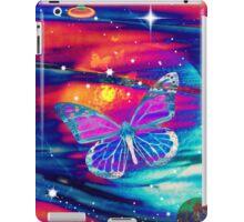 Cosmic Butterfly iPad Case/Skin
