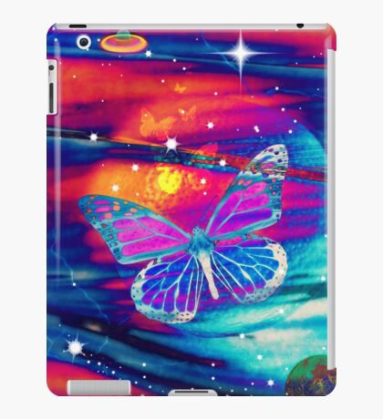 Cosmic Butterfly iPad Case/Skin
