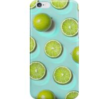 LIME FRUIT iPhone Case/Skin