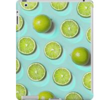 LIME FRUIT iPad Case/Skin