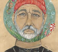 Steve Zissou's Day Off by Regina Amato