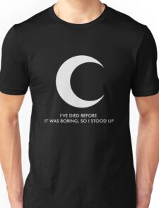 Moon Knight - I've Died Before Unisex T-Shirt