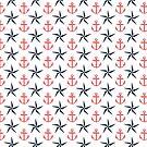 Stars & Anchors by thetangofox