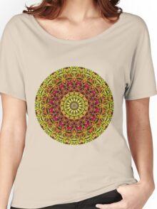 Tribal Mandala  Women's Relaxed Fit T-Shirt