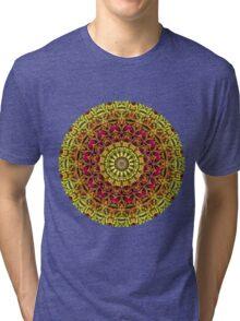 Tribal Mandala  Tri-blend T-Shirt