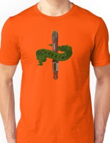 Geronimo Sonic Screwdriver Unisex T-Shirt