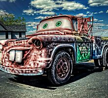 The Real Tow-Mater by Ken Smith