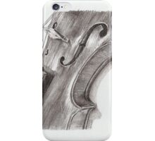 Violin Music  iPhone Case/Skin