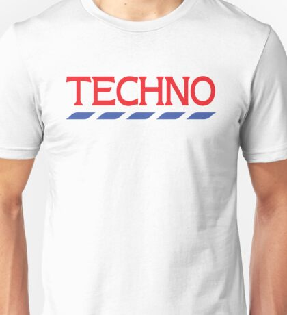 Techno Tesco T-Shirt Unisex T-Shirt