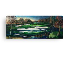 Arnold Palmer's Bay Hill Club 17 Hole Canvas Print