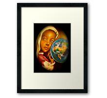 Soul of the Earth Framed Print