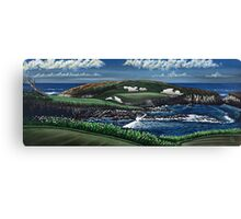 Cypress Point 17th Hole Canvas Print