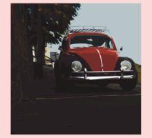 VW Beetle  One Piece - Short Sleeve