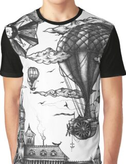 Little houses Graphic T-Shirt