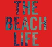 Beach Life Baby Tee
