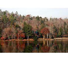 Echo Lake Photographic Print