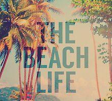 Beach Life by Mary Nesrala