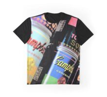Campbells Pop Art Graphic T-Shirt