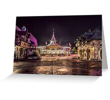 Prince Charming Regal Carrousel Greeting Card