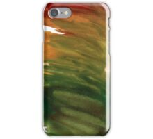 Watercolor Brush Strokes iPhone Case iPhone Case/Skin