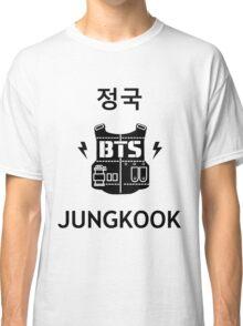 Jungkook - Logo Clothing Classic T-Shirt
