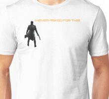 Deus Ex Mankind Divided Jensen Unisex T-Shirt
