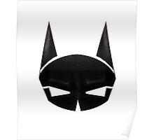 Batman Mask Poster