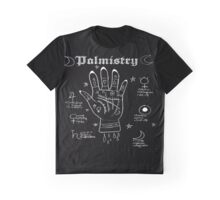 Palmistry Graphic T-Shirt