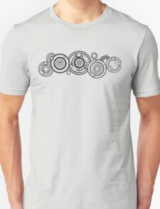 Doctor Who - The Doctor's name in Gallifreyan #1 Unisex T-Shirt