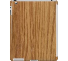 Golden Red Oak iPad Case/Skin