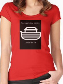 Noahs Ark Women's Fitted Scoop T-Shirt