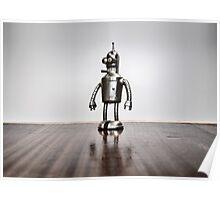 Evil Robot! Poster