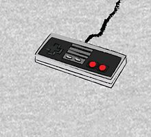 Sketch Game Controller - NES Unisex T-Shirt
