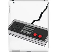 Sketch Game Controller - NES iPad Case/Skin
