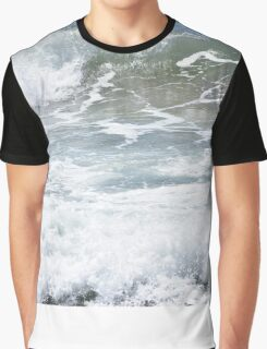 Waves Crashing Graphic T-Shirt