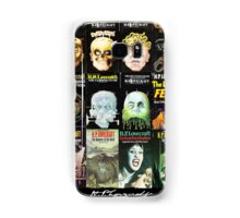 H P Lovecraft Covers Samsung Galaxy Case/Skin