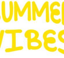 Summer vibes! Sticker