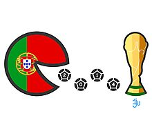 Portugal World Cup 2014 Photographic Print
