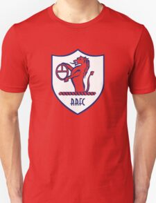 Raith Rovers Badge - Scottish Championship Unisex T-Shirt
