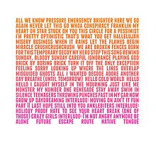 Paramore Songs by Rainy ♥