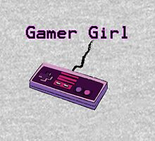 Gamer Girl NES Sketch Controller Unisex T-Shirt